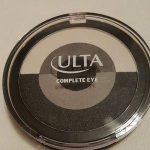 Ulta Beauty complete eye shadow Metal New